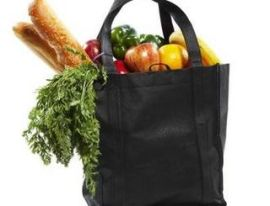 Photo of grocery bag
